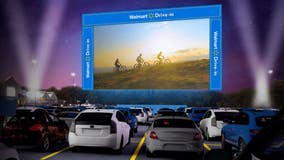 Walmart announces locations, dates of free drive-in movie theaters