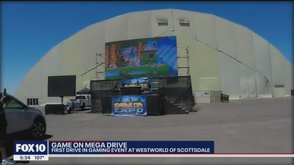 Scottsdale to host drive in gaming event