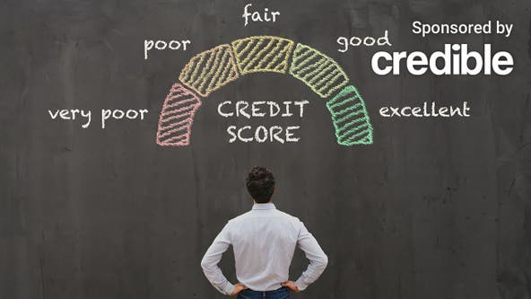 What is a subprime credit score?