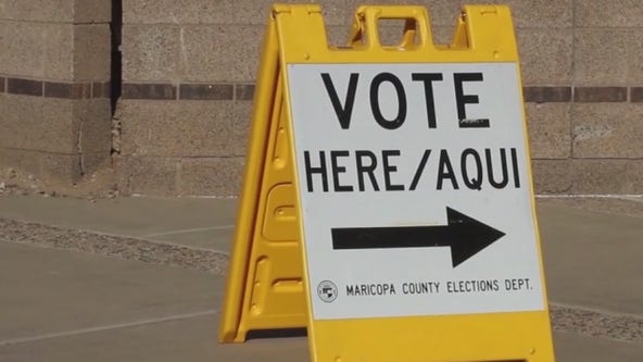 Arizona primary election polls close, here are the results