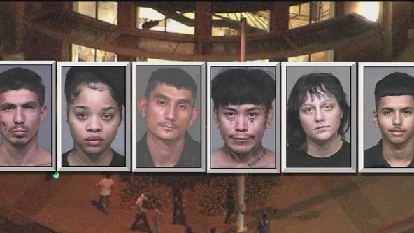 Scottsdale police arrest 6 more in Fashion Square mall break-in, looting