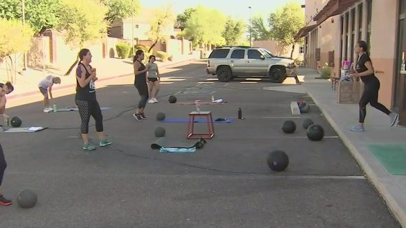 Arizona gyms adjust to reopening amid pandemic