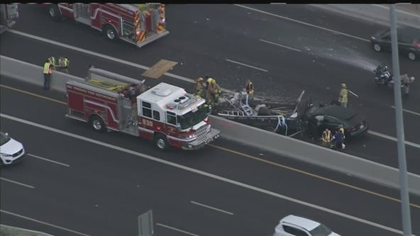 Investigation underway following deadly crash on I-17