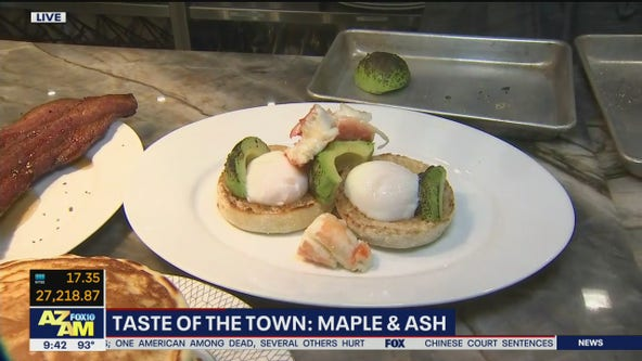 Taste of the Town: Maple & Ash