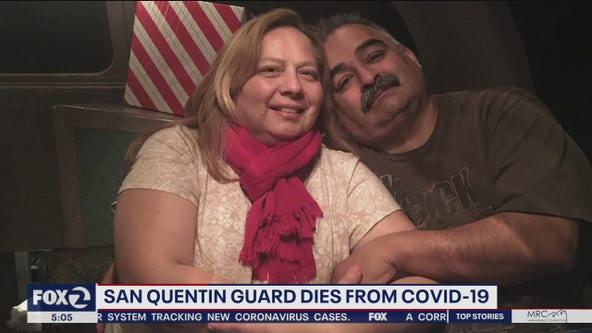 Son believes prison sergeant contracted COVID-19 during botched Chino-to-San Quentin transfer