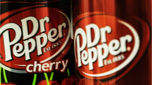 There's a shortage of Dr. Pepper amid the COVID-19 pandemic
