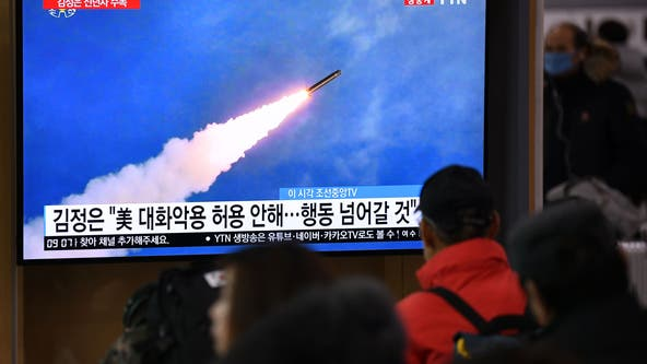 UN report says North Korea 'probably' developed miniature nuclear bombs to fit long-range missiles