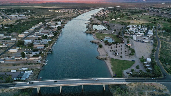 US West faces dropping water levels in Colorado River, prolonged droughts