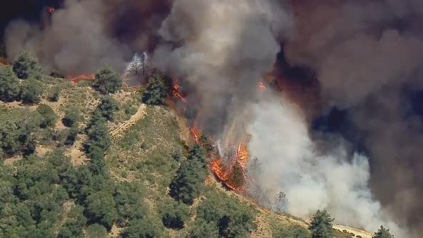 Containment reaches 90% in Apple Fire; officials expect full containment by Monday