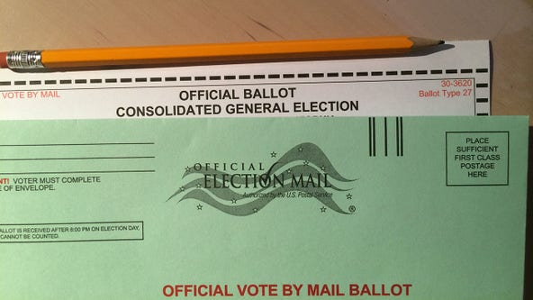 Officials: Over 1m voters have cast ballots ahead of Oct. 27 deadline to mail ballots