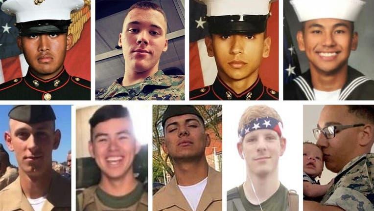 Marines-Missing