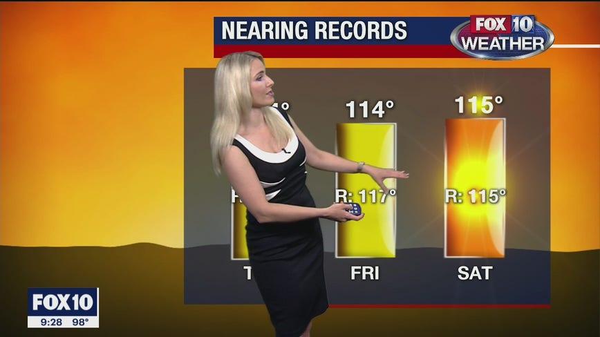 9 p.m. Weather Forecast 8/11/20