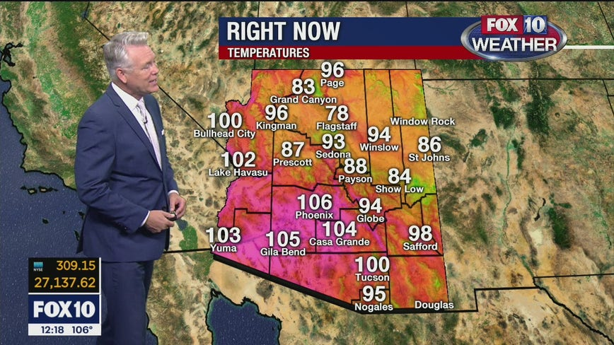 Noon Weather - 8/5/20