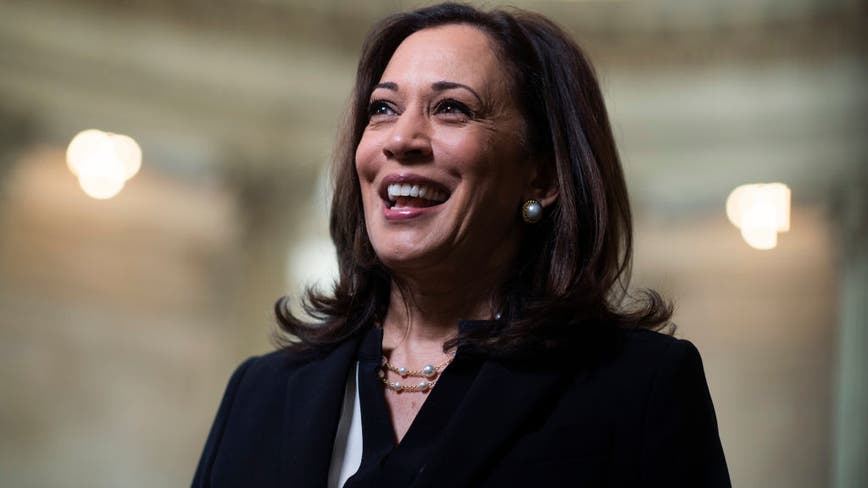 Joe Biden taps Kamala Harris as running mate