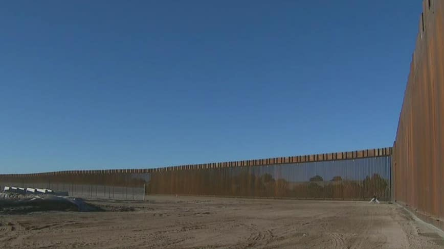 USFWS: New border wall near unique wetlands in Arizona endangered water supply