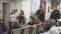 South Mountain community holds meeting on recent violent crimes