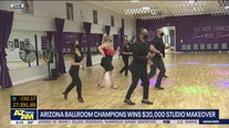 Arizona Ballroom Champions wins $20,000 studio makeover