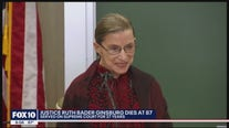 Major political battle looms over replacing late Supreme Court Justice Ruth Bader Ginsburg