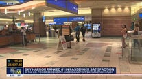 Phoenix Sky Harbor ranked first in passenger satisfaction