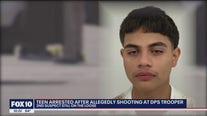 Teen accused of shooting at DPS trooper in Phoenix identified
