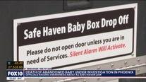 Safe Haven: Officials raise awareness after infant found dead