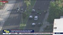Mesa police investigating deadly pedestrian-involved crash