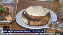 Taste of the Town: Cafe 25:35