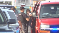 U.S. Marshals: 2-year-old abducted girl found safe following officer-involved shooting