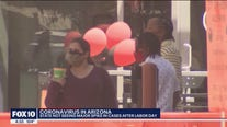 Health expert: AZ didn't have Labor Day Weekend COVID-19 spike