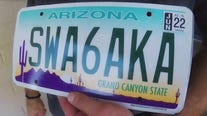 Arizona MVD details new license plate system after mishap