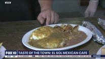 Taste of the Town: El Sol Mexican Cafe & Bakery