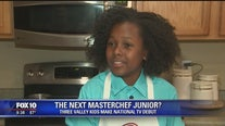 2nd contestant from the valley on MasterChef Jr.