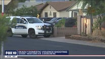 Phoenix Police identify couple killed in murder-suicide