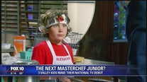 Third MasterChef Junior contestant from the valley