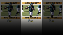 How to bet NFL Week 3: The value of 0-2
