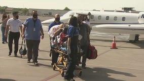 Nurse back home in Phoenix following horrific July crash in Colorado