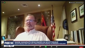 Scottsdale Mayor ends citywide mask mandate, encourages vigilance