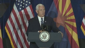 Vice President Pence heads to Arizona on campaign swing