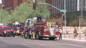 Several injured in explosion at ASU's Tempe campus while doing a lab clean up