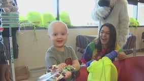 Phoenix nonprofit provides care kits for children going through cancer treatment