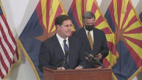 Arizona Gov. Ducey holds news conference on COVID-19 testing