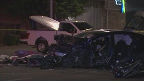 One woman dead in serious crash on 26th Street and McDowell
