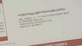 Man says he received election mailer for him and his late wife, elections office calls it an 'anomaly'