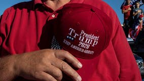 Virginia shipyard worker fired for refusing to remove 'Trump 2020' hat: report