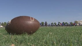High school football teams begin practice after meeting COVID-19 guidelines with hopes for games in October