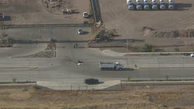 Phoenix police: Man killed when motorcycle crashes into dump truck