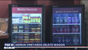 Popular winery offering something new on the menu