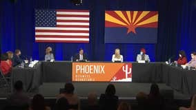 Ivanka Trump hosts economic roundtable with Governor Ducey in Phoenix