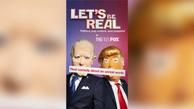 Puppets take on politics: 'LET'S BE REAL' brings a satirical perspective to the political conversation