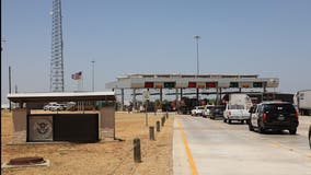 Border Patrol agents find missing Texas girl at checkpoint